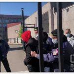 Полиция открыла уголовное дело после действий муниципальной гвардии в Кривом Роге