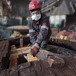 Криворожские предприятия Метинвеста своевременно обеспечивают сотрудников средствами индивидуальной защиты