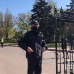 Бездействие криворожских полицейских во время конфликта с гвардейцами будут расследовать полицейские