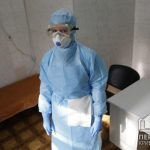 5 криворожан с коронавирусом в тяжелом состоянии