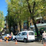 ДТП в Кривом Роге: в результате столкновения авто и мотоцикла пострадал человек