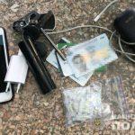 В Кривом Рог задержали 21-летнего горожанина с метамфетамином