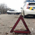 На выходных в Кривом Роге случилось 12 ДТП