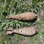 Криворожанин обнаружил минометные мины во время уборки территории возле дома