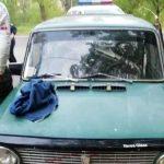 Полицейские задержали нарушителей, которые угнали ВАЗ под Кривым Рогом