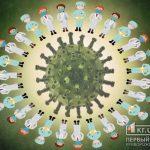 Половина новых пациентов с коронавирусом в Кривом Роге — медики