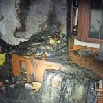 Пенсионерка погибла в результате пожара в квартире многоэтажки в Желтых Водах