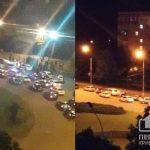 Полицейские задержали двоих криворожан, ранивших таксиста