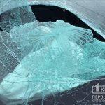В Кривом Роге возле супермаркета легковушка сбила женщину