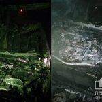 Ночью в Кривом Роге сгорели гараж и автомобиль, припаркованный внутри