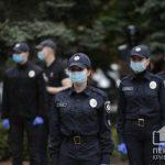В Кривом Роге наградили курсантов полиции за примерную службу