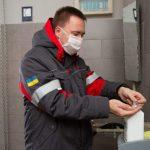 На предприятиях Метинвеста следят за обеспечением сотрудников средствами индивидуальной защиты
