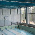 Для будущих чемпионов: Северный ГОК ремонтирует плавательный бассейн в Тернах