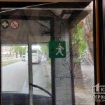 График движения 3 троллейбуса в городе Кривой Рог