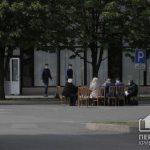 Как во время карантина проходит открытие сессии Криворожского горсовета