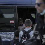 Маски на подбородках: как выглядят очереди на транспорт после ослабления карантина в Кривом Роге