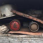 В Кривом Роге задержали мужчину, который оборудовал не законный пункт приема металла