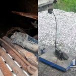 У криворожанина, который собирал металл на грузовике, изъяли 200 килограммов лома