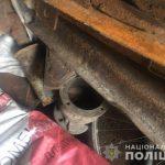 Возле вокзала «Кривой Рог – Главный» мужчина организовал незаконный пункт приема металла