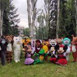 В День города криворожане увидят ростовых кукол, купленных для библиотек в рамках «Общественного бюджета»