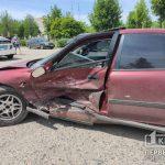 В тройном ДТП в Кривом Роге пострадали взрослый и ребенок
