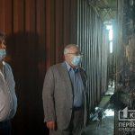 Директора скоростного в Кривом Роге отстранили от должности после пожара (обновлено)