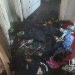 В Кривом Роге пенсионерка погибла во время пожара