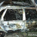 Задержан мужчина, который из-за ревности поджег автомобиль в Софиевском районе