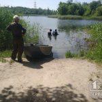 Мужчина, тело которого обнаружили в криворожском водоеме, был в розыске