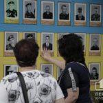 У Кривому Розі пам'ять полеглих у війні з Росією вшанували родини воїнів та чиновники