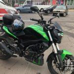 ДТП в Кривом Роге: пострадал водитель мотоцикла