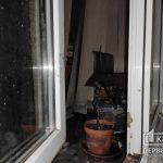 Ночью криворожские спасатели тушили пожар в магазине