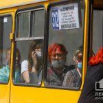 Криворожане носят маски только в транспорте и магазинах, — результат опроса
