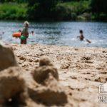 Как в Кривом Роге выглядят пляжи, которые подготавливают к летнему сезону