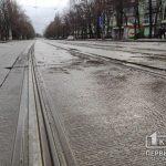 В Кривом Роге планируется ремонт трамвайных путей