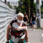 Новые размеры штрафов для тех, кто ходит без масок в общественных местах предлагает правительство