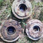 На берегу реки в Кривом Роге обнаружены противотанковые мины