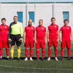 Криворожский «Горняк-Ветеран» выступил на киевском футбольном турнире