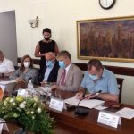 У Кривому Розі презентували пілотний проєкт трансформації мономіст та індустріальних територій Дніпропетровської області