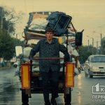 О криворожском рикше, приговоренном к лишению свободы, сняли фильм (ТРЕЙЛЕР)