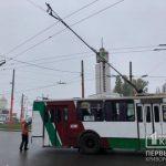 Сотрудника криворожского КП оштрафовали за повреждение чужого авто