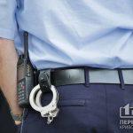 Криворожские полицейские охраны раскрыли по «горячим следам» 33 преступления за полгода