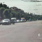 На перекрестке с неработающим светофором в Кривом Роге столкнулись ВАЗ и Toyota
