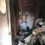 Пожилая криворожанка получила ожоги во время пожара в собственном доме