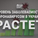 Второй день подряд в Украине фиксируют антирекорд по количеству новых случаев COVID-19