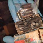 Наркотики и боеприпасы изъяли полицейские дома у криворожанки