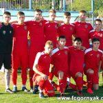 Криворожский «Горняк U-19» стал победителем городского турнира памяти Владимира Яшника