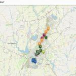 Криворожане онлайн могут следить за оперативными данными состояния качества воздуха