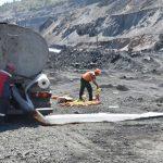 Северный ГОК минимизирует выбросы при горных работах