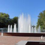 В конце лета в Кривом Роге включили главный фонтан